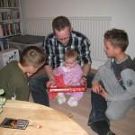 Onkel, fætre og My